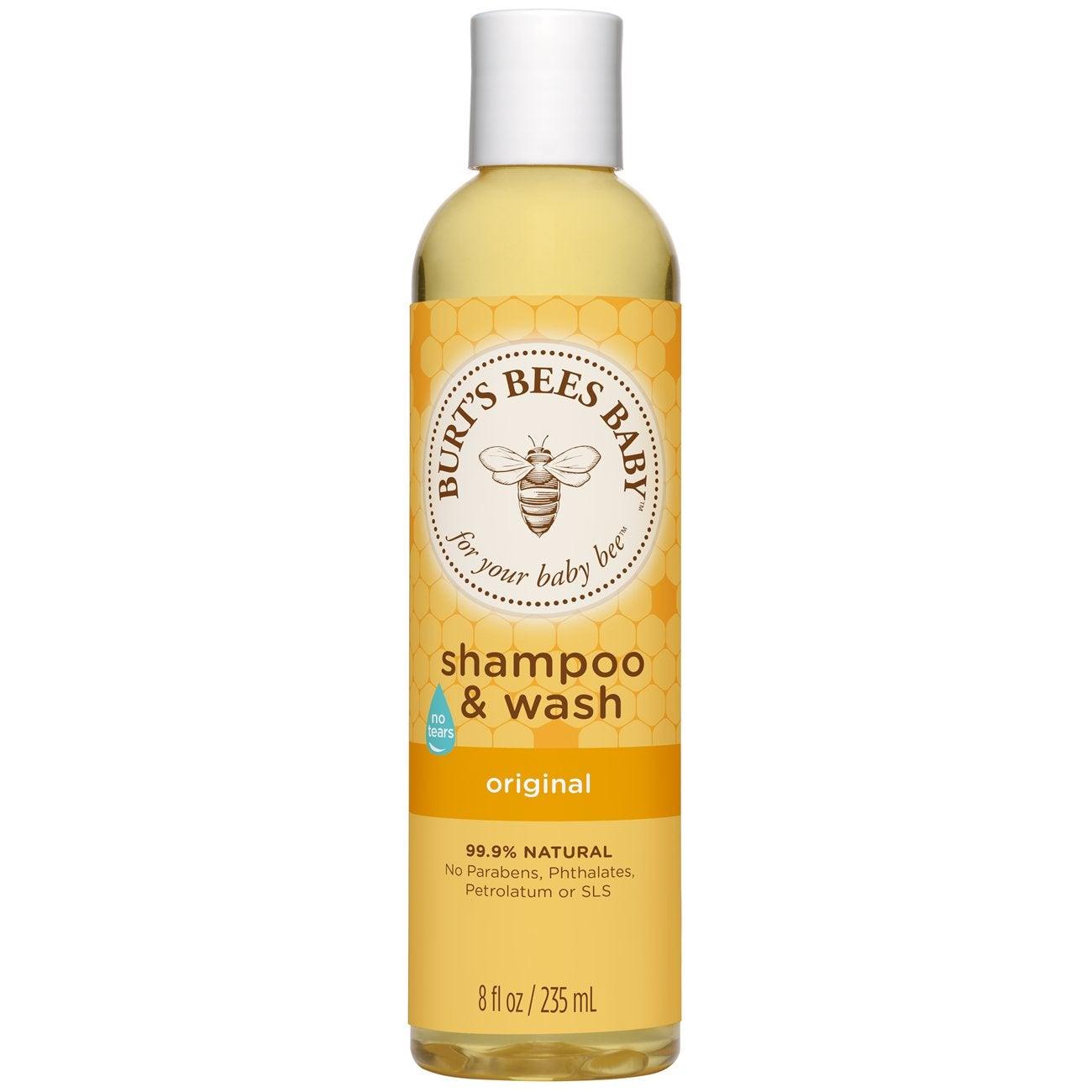 Shampoo y Jabón Líquido Baby Bee Original