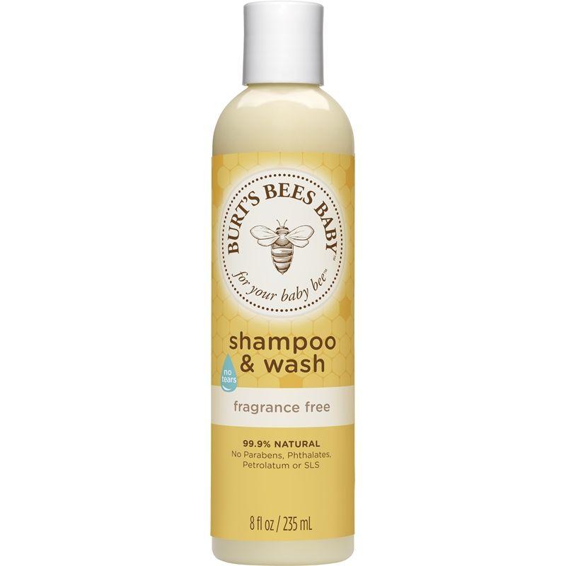 Shampoo y Jabón Líquido Baby Bee sin fragancia