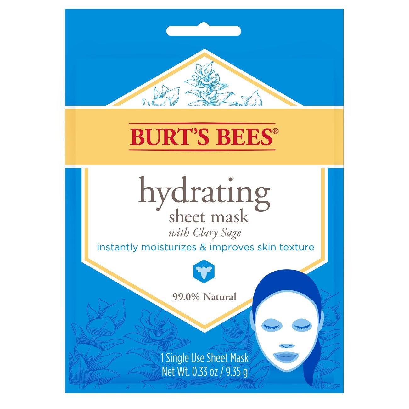 Máscara Facial Hidratante